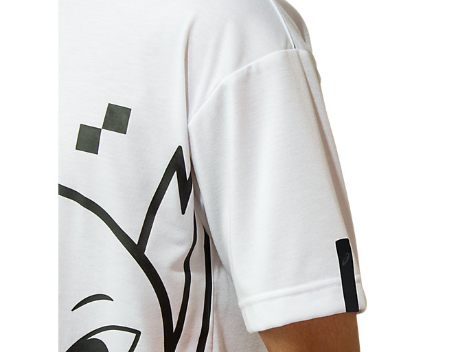 Alternative image view of Tシャツ(東京2020パラリンピックマスコット), ホワイト