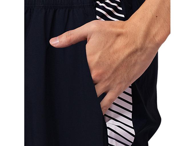 Alternative image view of Wind Pants(JOC EMBLEM), Mid Night