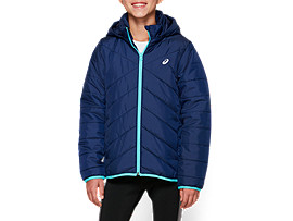 Front Top view of G INSULATED JACKET, PEACOAT