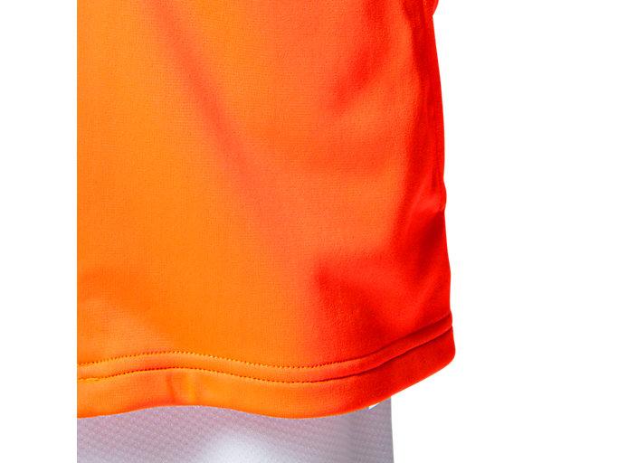Alternative image view of Jr LIMO®ストレッチニットジャケット, サンライズレッド