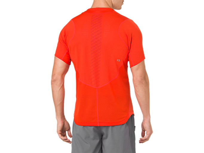 Back view of  GEL-COOL SS TOP, CHERRY TOMATO