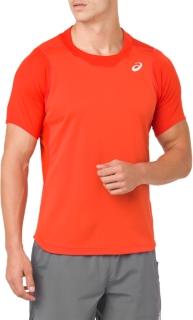 男網球GEL-COOL短袖上衣