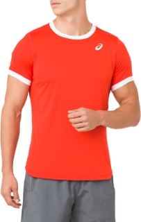 男網球短袖上衣