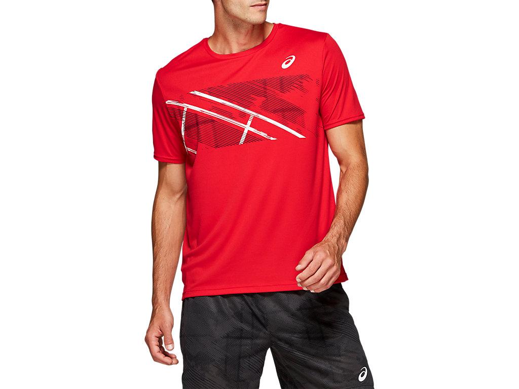 1ecf1c6653 PRACTICE M GPX SS | Men | SPEED RED | Men's Short Sleeve Shirts ...