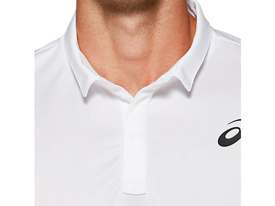 CLUB M POLO-SHIRT FLASH CORAL