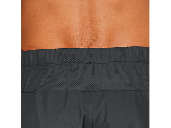 "Alternative image view of CLUB M 7"" SHORTS, GRAPHITE GREY"