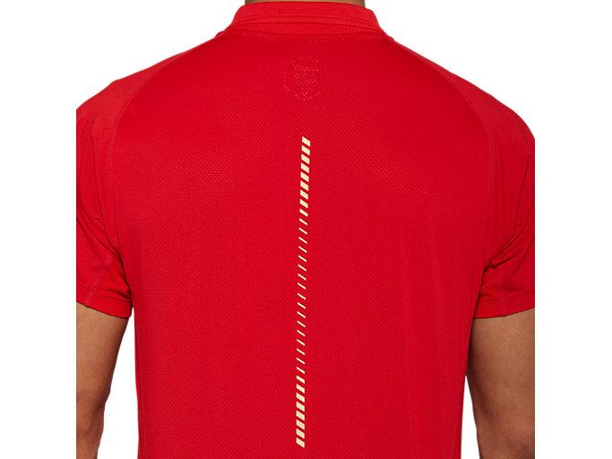 Alternative image view of ELITE ポロシャツ, クラシックレッド