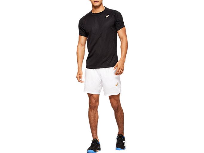 Front Top view of Tennis Short Sleeve Top