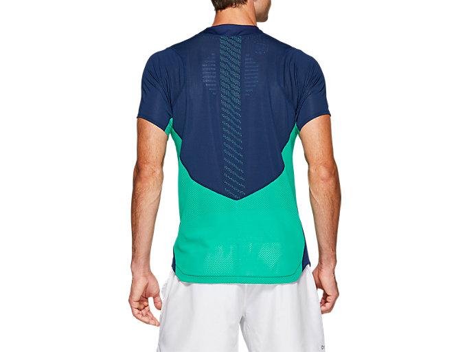 Back view of Gel-Cool Short Sleeve Top