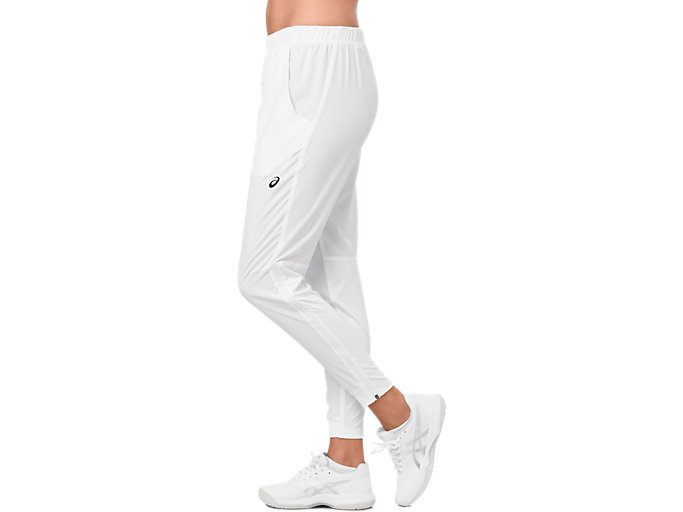 Side view of PRACTICE PANT, BRILLIANT WHITE