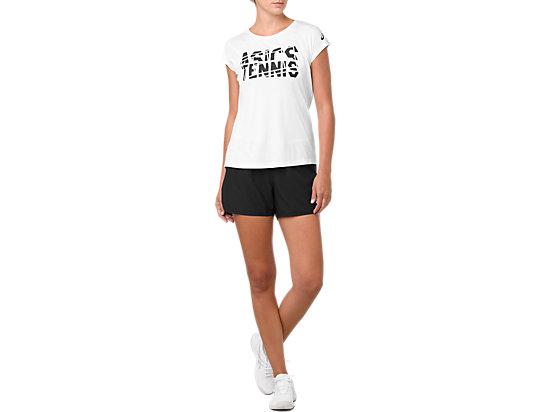 女網球短褲 PERFORMANCE BLACK