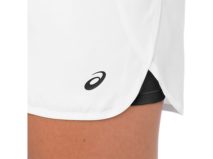 Alternative image view of PRACTICE SHORT, BRILLIANT WHITE