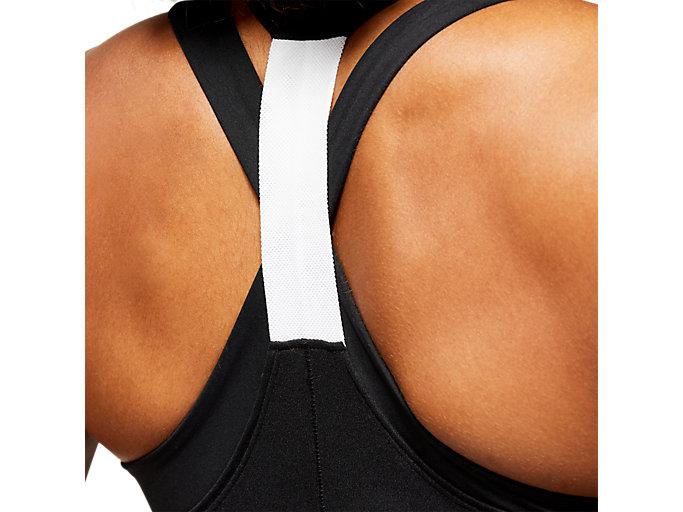 Alternative image view of PRACTICE GRAPHIC TANK, PERFORMANCE BLACK/BRILLIANT WHITE