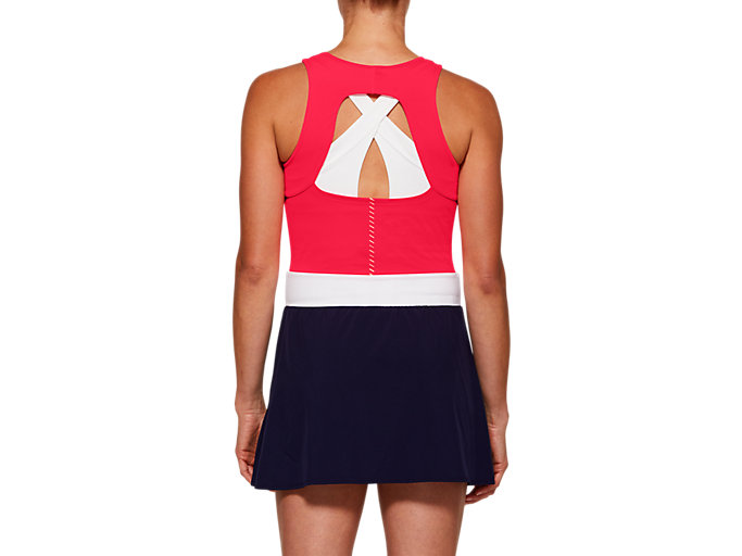 Back view of Tennis Dress