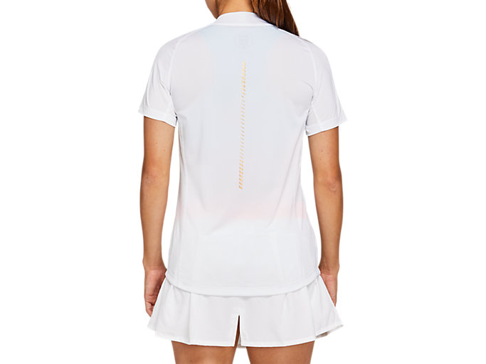 Back view of Tennis Tee