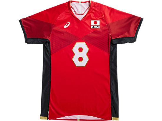 全日本男子バレーボールチーム オーセンティックシャツ, コードバン