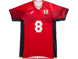 全日本男子バレーボールチーム オーセンティックシャツ
