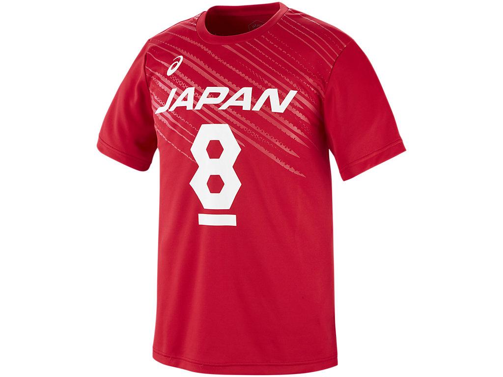 VB男子日本代表 応援Tシャツ(番号)