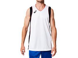 ゲームシャツ, ブリリアントホワイト×パフォーマンスブラック