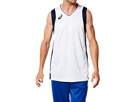 ゲームシャツ, ブリリアントホワイト×ピーコート