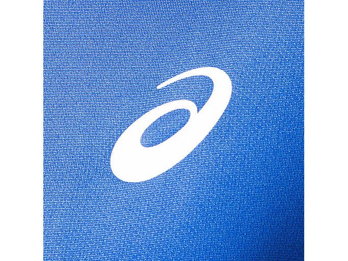 Alternative image view of トレーニングジャケット, アシックスブルー