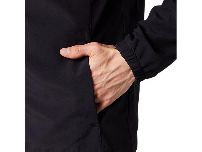 Alternative image view of ウーブンジャケット, パフォーマンスブラック