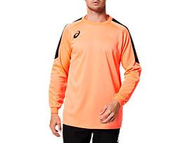 ゴールキーパー ゲームシャツ, フラッシュコーラル