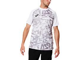 プラクティスシャツ, Bホワイト