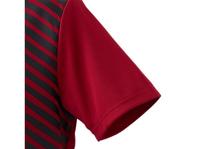 Alternative image view of 早稲田サッカーレプリカシャツ, 早稲田エンジ
