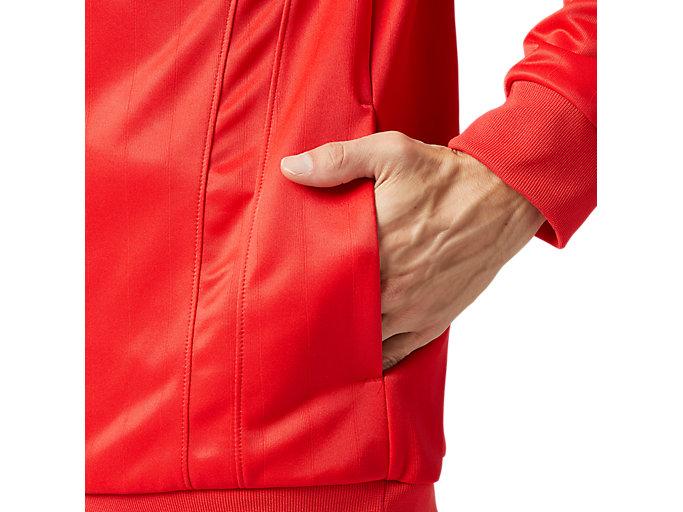 Alternative image view of トレーニングジャケット, クラシックレッド