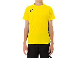 ジュニア ゲームシャツ, ブライトイエロー