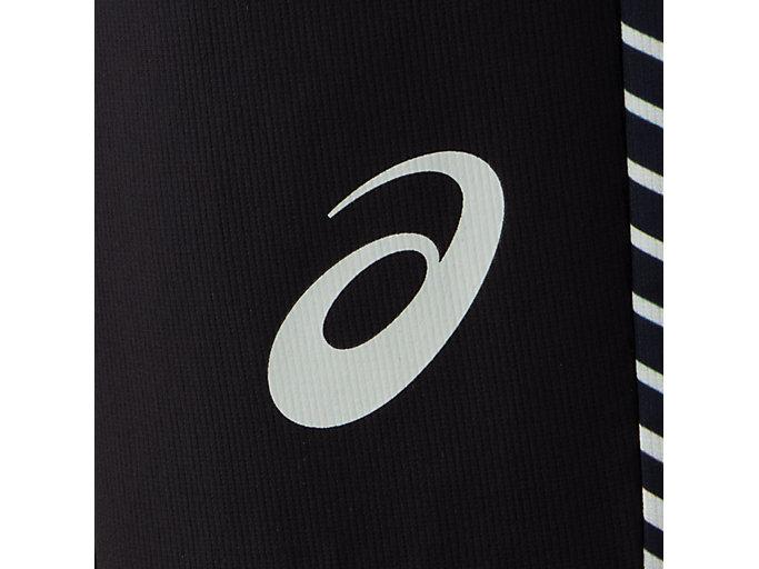 Alternative image view of AI Jr.クロスパンツ, パフォーマンスブラック×クリーム