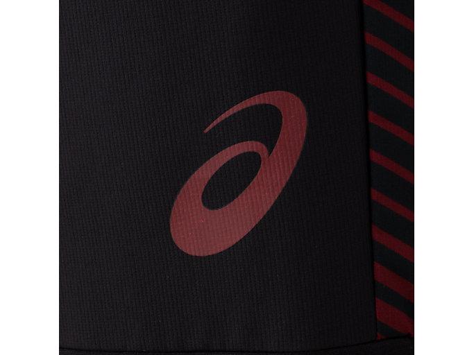 Alternative image view of AI Jr.クロスパンツ, パフォーマンスブラック×ビートジュース