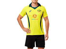 CRICKET AUSTRALIA REPLICA ODI HOME SHIRT