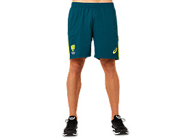 CRICKET AUSTRALIA REPLICA TRAINING SHORTS (6 INCH)