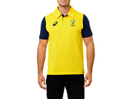 CRICKET AUSTRALIA SUPPORTER POLO