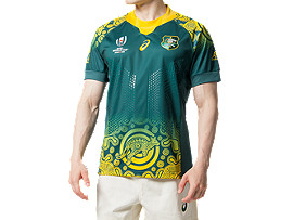 WALLABIES RWC GAMEDAY AWAY SHORT SLEEVED JERSEY