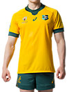 WALLABIES RWC GAMEDAY HOME SHORT SLEEVED JERSEY