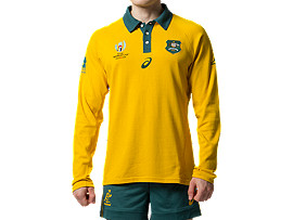 WALLABIES RWC TRADITIONAL LONG SLEEVED JERSEY