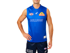 W BULLDOGS REPLICA W BULLDOGS TRAINING GUERNSEY