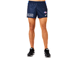 WESTERN BULLDOGS REPLICA TRAINING SHORTS