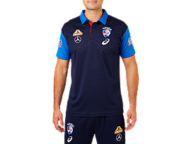 WESTERN BULLDOGS MEDIA POLO