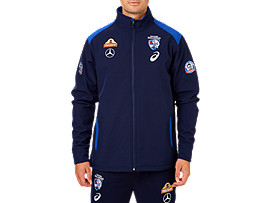 W BULLDOGS TRAVEL JACKET