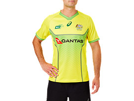 RUGBY SEVENS AUSTRALIA PRIMARY REPLICA JERSEY MENS