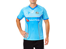 RUGBY SEVENS AUSTRALIA ALTERNATE REPLICA JERSEY MENS