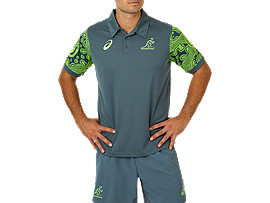 WALLABIES RWC INDIGENOUS MEDIA POLO