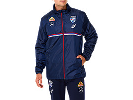 WESTERN BULLDOGS REPLICA WET WEATHER JACKET