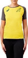 CRICKET AUSTRALIA SUPPORTER TEE - WOMENS