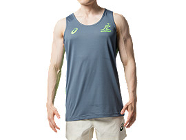 WALLABIES RWC TRAINING SLEEVELESS