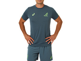 WALLABIES RWC TRAINING TEE